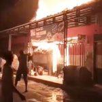 Video: Pasar Lodoyo Blitar Terbakar