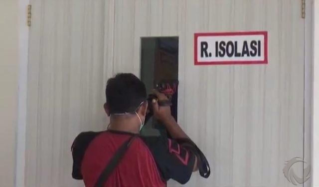 Bukan RS Rujukan Jatim, Pembangunan Ruang Isolasi RSUD Kertosono Diminta Ditunda