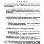 Kemenag Tulungagung : Taati Anjuran Pemerintah, Salat Tarawih di Rumah!