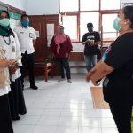 Sidak, Bupati Jombang Pantau Posko Covid-19 Dua Titik