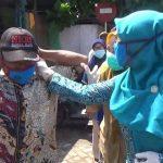 Ketua PKK Nganjuk : Kesadaran Masyarakat Gunakan Masker Masih Rendah