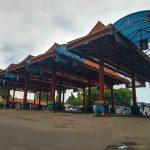 Terminal Kota Probolinggo Lengang, Imbas Pemberlakuan PSBB di Kota Besar