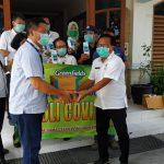 Peduli Tenaga Medis, Greenfields Berikan Susu dan APD ke RSUD Ngudi Waluyo