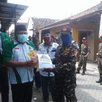 Covid-19, Peduli Warga Terdampak, GP Ansor Jombang Bagikan Sembako