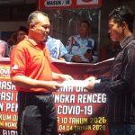 Berkah Corona, 96 Napi Penghuni Lapas Nganjuk Bebas