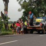 Tabrakan Honda Beat Vs Scoopy di Ngepeh Nganjuk, Satu Tewas