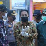 Menkes Setujui PSBB Sidoarjo, Plt Bupati : Keluar Rumah Wajib Pakai Masker