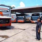 Akibat Larangan Mudik, Sejumlah PO Bus di Jember Berhenti Operasional