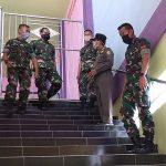 Tentara dari Batalyon 527 Kelola Lokasi Karantina di Lumajang