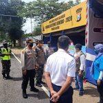 Operasi Ketupat 2020, Polres Blitar Antisipasi Pemudik dari Luar Kota
