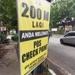 Polisi Operasikan Pos Check Point Antisipasi Pemudik ke Lamongan