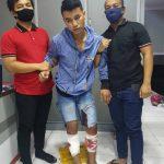 Dihadiahi Timas Panas Polisi, Pelaku Curanmor di Pasuruan Tersungkur