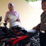 Gelapkan Motor Honda CBR di Sidoarjo, Desi Ratnasari Diringkus