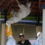 Pria asal Pasuruan Ditemukan Tewas Gantung Diri di Taman Manula Kota Probolinggo