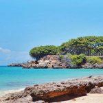 Pantai Kahuripan Giligenting Sumenep, Barisan Pepohonan Cantik Mirip di Korea