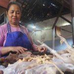Harga Daging Ayam di Situbondo Anjlok Jadi Rp. 16 ribu/Kilogram