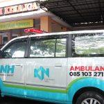 Diduga Ditolak Warga, Ambulan Berisi JenazahAsal Surabaya Terlantardi Jombang