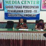 Penyebaran Covid-19 di Lamongan Meluas, Meliputi 11 Kecamatan, 23 Positif
