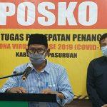 Virus Corona di Kabupaten Pasuruan, 10 Positif dan PDP Meningkat