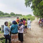 Pemuda Mojoanyar Lenyap Ditelan Arus Sungai Sadar Mojokerto