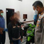 Dampak Corona, Suami Libur Kerja, Seorang Istri di Blitar Nekat Mencuri