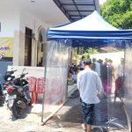 Masuk Masjid, Jamaah Jumatan di Kota Probolinggo Wajib Jalani Protokol Kesehatan