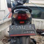 Diduga Mengantuk, Pemotor Tewas Usai Tabrak Truk Parkir di Mojokerto