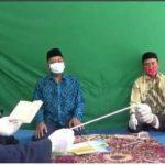 Tangkal Corona, Ikrar Akad Nikah di Jombang Gunakan Media Tali