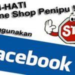 Borong Masker Via FB, Pria di Mojokerto Tertipu Rp 30 Juta