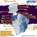 Covid-19, Jumlah PDP Meninggal di Mojokerto Sembilan Orang