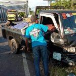 Diduga Sopir Ugal-ugalan, Mobil Pikap Tabrak Pikap di Situbondo
