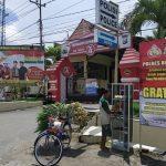 Polres Blitar Sediakan Nasi Bungkus untuk Warga Terdampak Covid-19