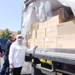 Pemprov Jatim Terima Bantuan 41 Ribu PCR Kit dari BNPB