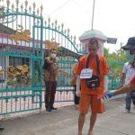 Rekonstruksi Pembunuhan Janda Kaya di Tulungagung Peragakan 62 Adegan