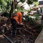 Diguyur Hujan Deras, Rumah Nenek Miskin di Situbondo Ambruk