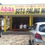 Jelang Dilaunching, Kedai Soto Abas Surabaya di Situbondo Disatroni Maling