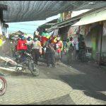 Ribuan Liter Cairan Disinfektan Disemprotkandi Desa Lereng Penanggungan Pasuruan