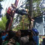 Tersengat Listrik Saat Naik Gardu Travo, Pria di Kota Probolinggo Tewas Menggelantung