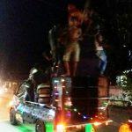 Masih Ada Takbir Keliling di Situbondo, 10 Mobil Bak Terbuka Dihalau Dari Kota