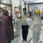 Rapid Test  di Masjid Baiturrahman Situbondo, 10 Jemaah Salat Tarawih Reaktif