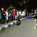 Ganggu Ketertiban Umum, Puluhan ABG di Jombang Diamankan