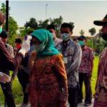 Covid-19, Bupati Jombang Tinjau Posko Covid-19 di SDN 1 Tejo Mojoagung