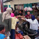 Kuras Uang Pribadi Jutaan Rupiah, Guru di Tulungagung Sumbangkan Ribuan Masker