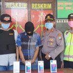 Mencuri Terekam CCTV, Tukang Kayu di Jombang Ditangkap Polisi