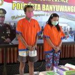 Bongkar Pelacuran Bawah Umur, Polresta Banyuwangi Tangkap Dua Mucikari