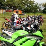 Razia Balap Liar di Trowulan Mojokerto, Polisi Usung 43 Motor
