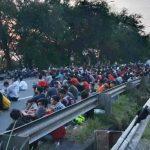 Razia Balap Liar, Polresta Sidoarjo Amankan Ratusan Pemuda dan Kendaraan Bermotor