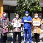 Kabar Gembira Jelang Hari Raya, Satu Pasien Positif Covid-19 di RSUD Sumenep Sembuh