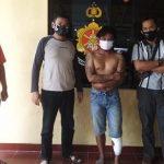 Mencuri di Rumah Tetangganya, Warga Nganjuk Ditembak Polisi