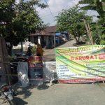 Satu Dusun di Mojokerto Pilih Karantina Mandiri, Warga Luar Kedapatan Masuk Lewat Sawah